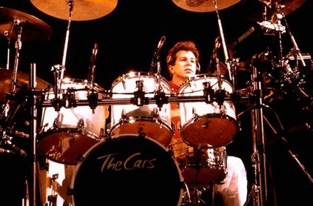 David Robinson - The Cars