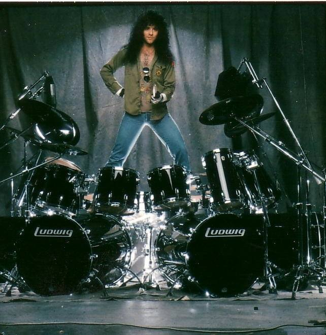 Eric Carr - Ludwig