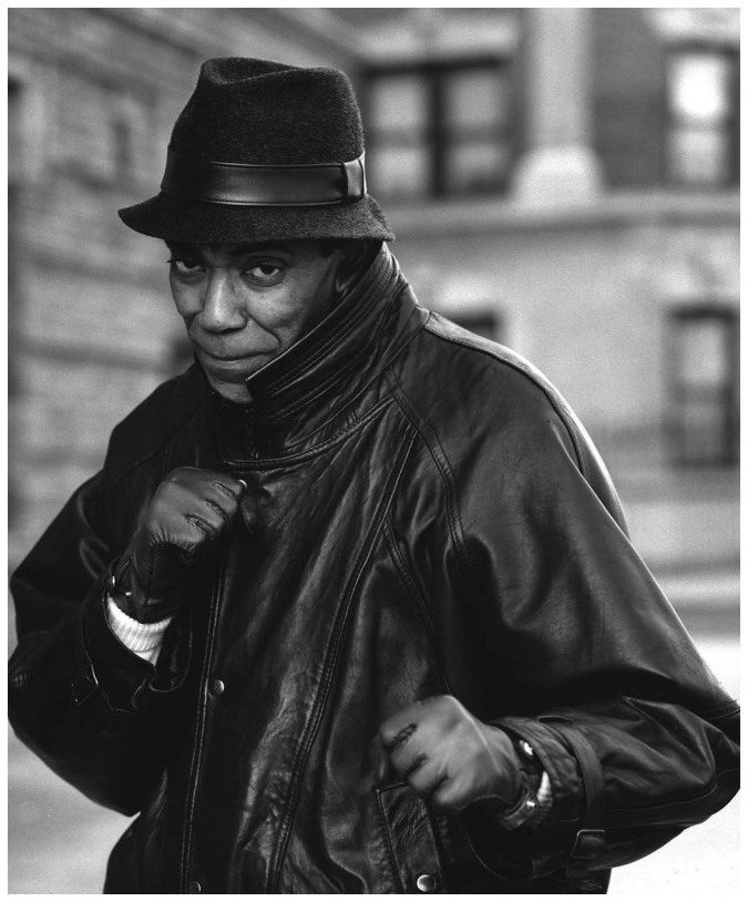 Art Taylor - New York City (1991) photo by Jimmy Katz