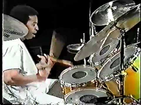 Tony Williams - Zildjian Day 1985