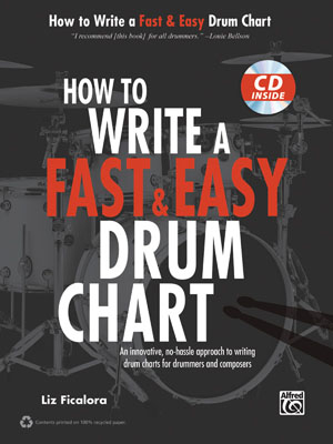 Fast & Easy Drum Chart