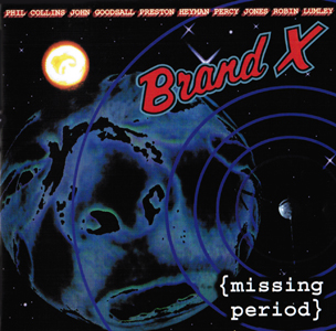 Brand X - Missing Period