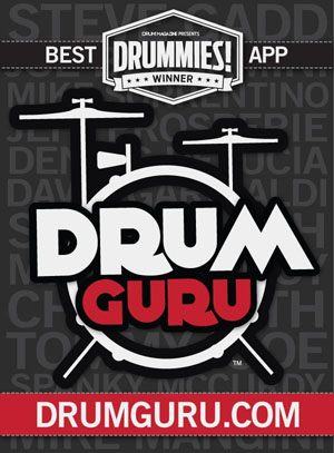 Drum Guru - 2013 Drummies Award