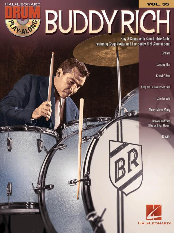 Buddy Rich play-along