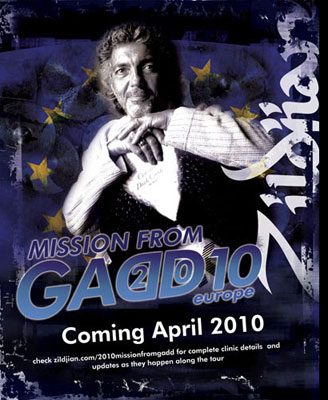 Mission from Gadd 2010