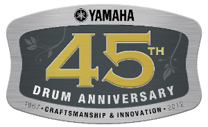 Yamaha 45th Anniversary
