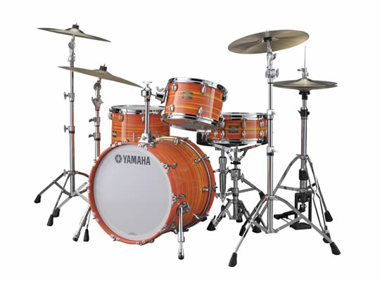 Yamaha Club Custom - Swirl Orange