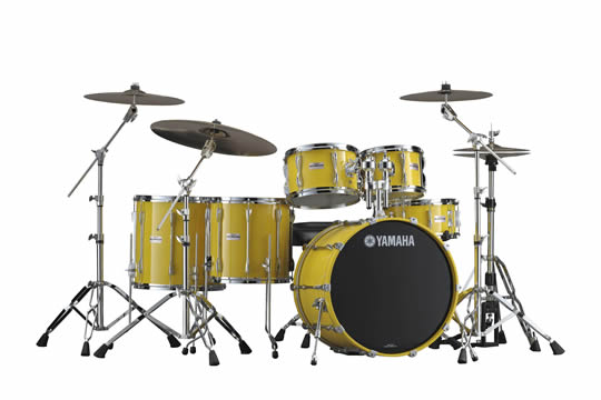 Yamaha Recording Custom - Mellow Yellow