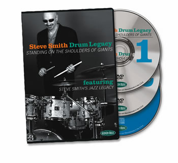Steve Smith - Drum Legacy DVD
