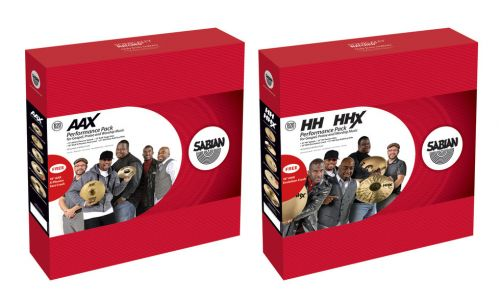 Sabian Performance Packs