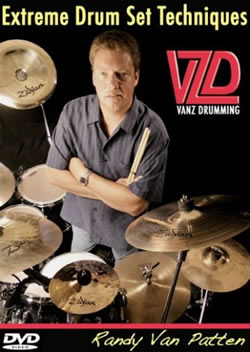 Extreme Drum Set Techniques DVD