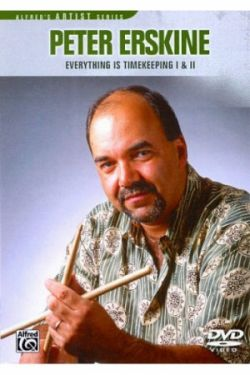 Peter Erskine -Eveything Is Timekeeping 1 & 2