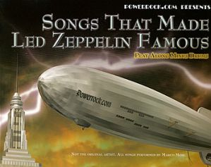 Songs That Made Led Zeppelin Famous